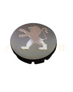 Emblema capac janta Peugeot (55 mm)