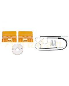 Kit reparatie macara geam electric Volkswagen Touareg/ Porsche Cayenne 02-10 (stanga/dreapta-spate)