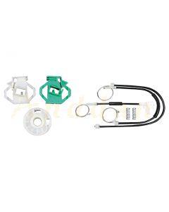 Kit  reparatie macara geam electric Seat Cordoba 93-02 Ibiza 93-01 Inca 95-03 (dreapta-fata)