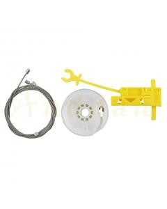 Kit reparatie macara geam electric Renault Trafic/ Opel Vivaro/ Nissan Primastar 07-13 (stanga-fata)