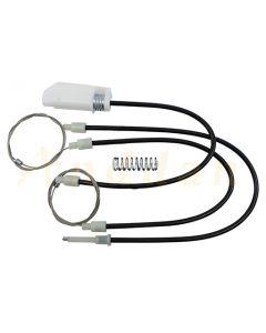 Cablu reparatie macara geam electric BMW Z4 05-08 (stanga-dreapta fata)