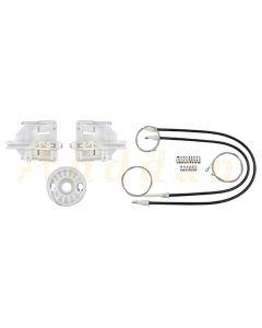 Kit reparatie macara geam electric BMW Seria 3 E90/ E91 05-13 (stanga-dreapta fata)