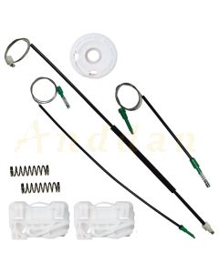 Kit  reparatie macara geam electric Land Rover Freelander Coupe 96-06 (stanga-fata)