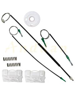 Kit  reparatie macara geam electric Land Rover Freelander Coupe 96-06 (dreapta-fata)