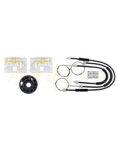 Kit reparatie macara geam electric Ford Focus 3 11-> (dreapta-fata)