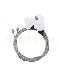 Cablu reparatie macara geam electric Fiat Punto/ Grande Punto 99-05 (stanga/dreapta-fata)