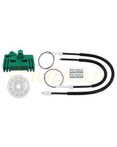 Kit  reparatie macara geam electric Peugeot 306 94-02 (stanga-fata)
