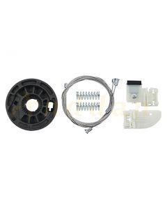 Kit  reparatie macara geam electric Hyundai i30 MK2 12-17 (dreapta-fata)