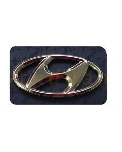 Emblema fata Hyundai