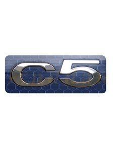 Emblema C5