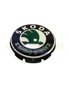 Emblema capac janta Skoda (55 mm)