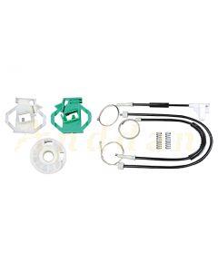 Kit  reparatie macara geam electric Seat Cordoba 93-02/ Seat Ibiza 93-01/ Seat Inca 95-03 (stanga-fata)