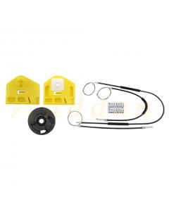Kit reparatie macara geam electric Renault Kangoo 2/ Mercedes Citan 08-15 (stanga-fata)