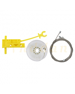 Kit reparatie macara geam electric Renault Trafic/ Opel Vivaro/ Nissan Primastar 07-13 (dreapta-fata)