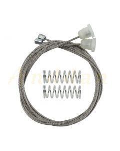 Cablu reparatie macara geam electric BMW E90/E91 05-11 (stanga-dreapta spate)