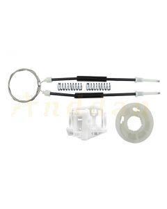 Kit reparatie macara geam electric BMW X3 03-10 (stanga-spate)