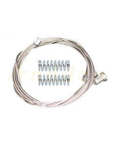 Cablu reparatie macara geam electric Chevrolet Aveo 10-16 (stanga-dreapta spate)