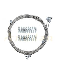 Cablu  reparatie macara geam electric Kia Ceed 06-12 (stanga/dreapta-fata)
