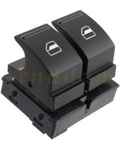 Comutator butoane comanda geam Volkswagen Caddy- Golf- Jetta- Eos- Passat- Amarok/ Seat Altea- Leon