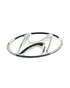 Emblema fata Hyundai i20